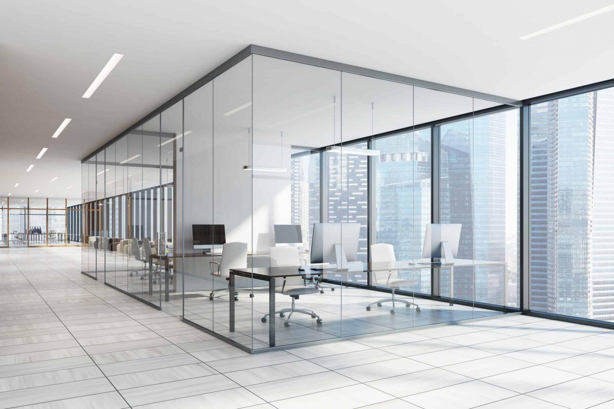 Kontorløsninger-Glass-Service-Svendsen-&-Sønn