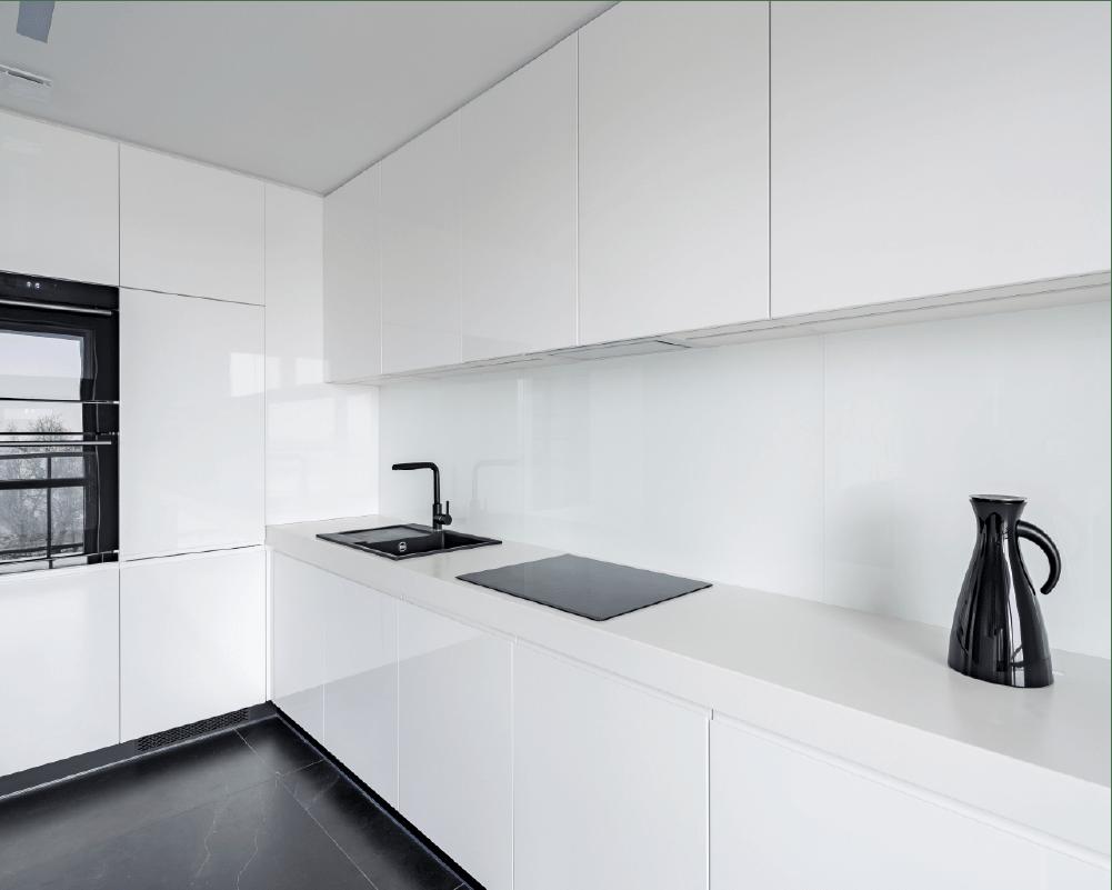 glassplate kjøkken