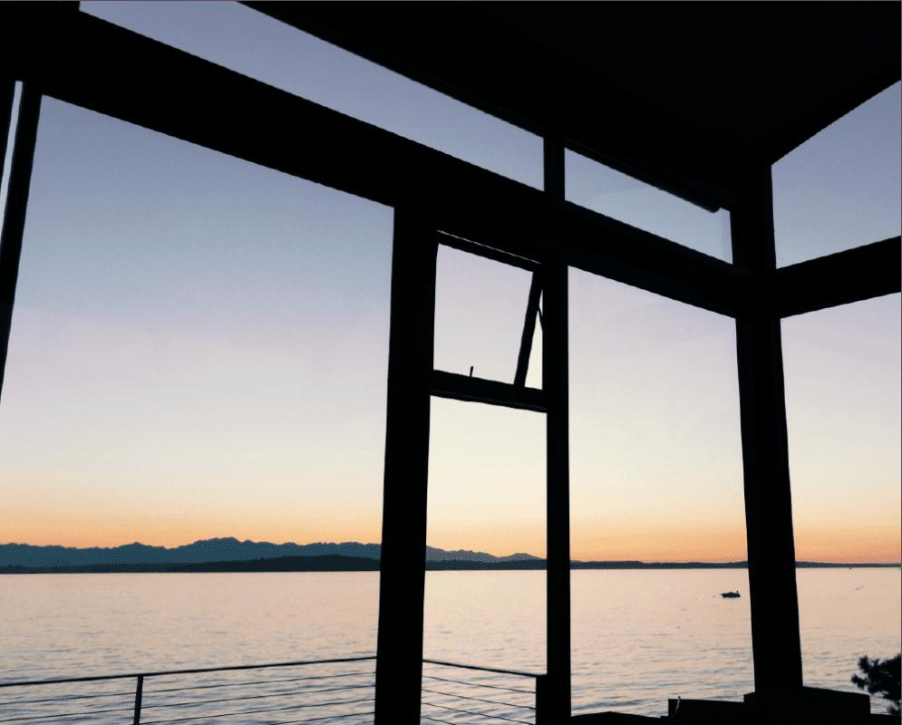 modern glass vinduer